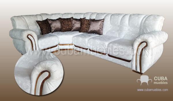 Sofa Brasileño Esquinero - 2 esquina 3.