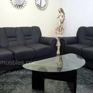 Brasileño Modernos Sofa 3 plazas y Sofa 2 plazas