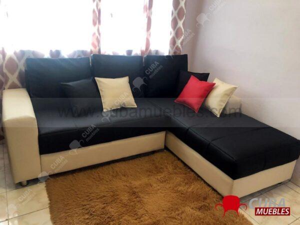 SOFIA Sofa 2 plazas con Chaise Longue